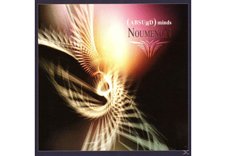 Absurd Minds - Noumenon [CD]