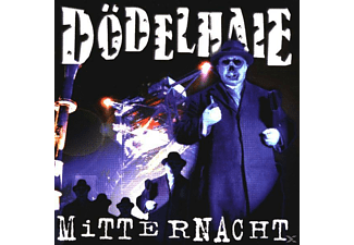 Dödelhaie - Mitternacht (Re-Issue) - (CD)