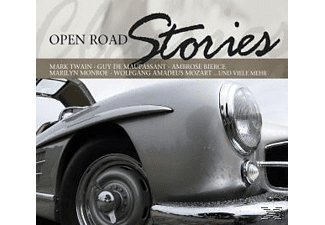 VARIOUS - OPEN ROAD - STORIES - (CD)
