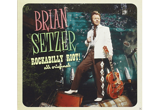 Brian Setzer - Rockabilly Riot! All Original - (CD)