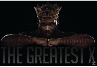 Reks - The Greatest X - (CD)