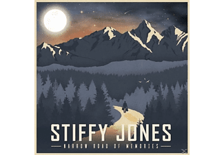Stiffy Jones - Narrow Road Of Memories [CD]