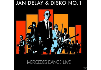Jan Delay - Mercedes Dance (Live) Cd Audio - (CD)