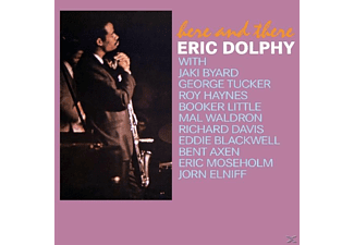 Eric Dolphy - Here & There [CD]