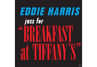 Eddie Harris - Jazz For Breakfast At Tiffany's - (CD)