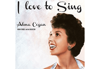 Alma Cogan - I Love To Sing [CD]
