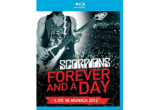 The Scorpions - Live In Munich 2012 [Blu-ray]