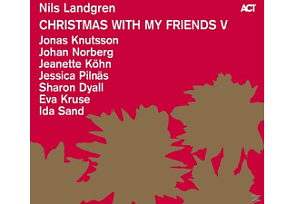 Nils Landgren, VARIOUS - Christmas With My Friends V - (Vinyl)
