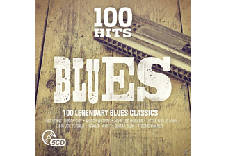 VARIOUS - 100 Hits-Blues - (CD)