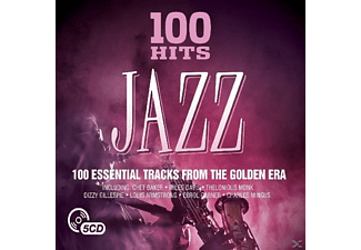 VARIOUS - 100 Hits-Jazz [CD]