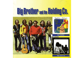 Big Brother & the Holding Company - Be A Brother & How Hard It Is - (CD)