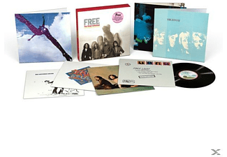 Free - The Vinyl Collection (Ltd.7-LP Box) [Vinyl]