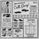Gary With A Circle Around The ´´A´´ - Used Cars...