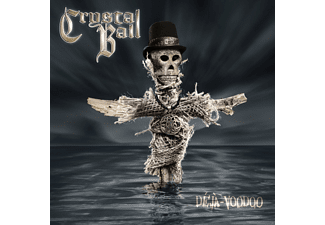 Crystal Ball - Déj? Voodoo (Ltd.Digipak) - (CD)
