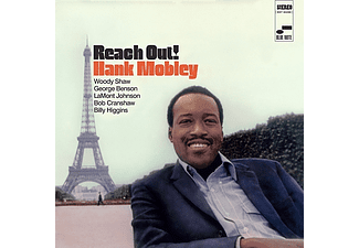 Hank Mobley - Reach Out! (Ltd.180g Vinyl) [Vinyl]