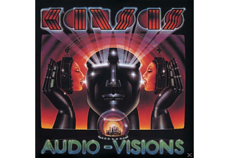 Kansas - Audio-Visions (CD)