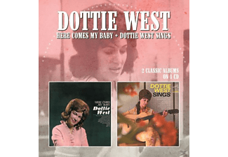 Dottie West - Here Comes My Baby/Dottie West Sings [CD]