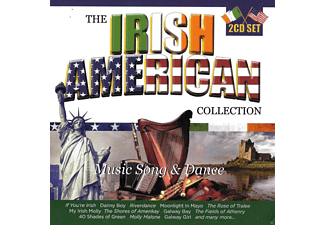 VARIOUS - The Irish American Collection - (CD)