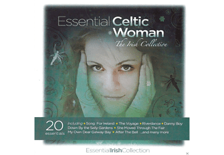 The Essential Celtic Woman - The Irish Collection - (CD)