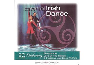 VARIOUS - Essential Irish Dance - (CD)