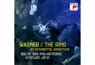 Kristjan Järvi, Baltic Sea Philharmonic - The Ring-An Orchestral Adventure - (CD)