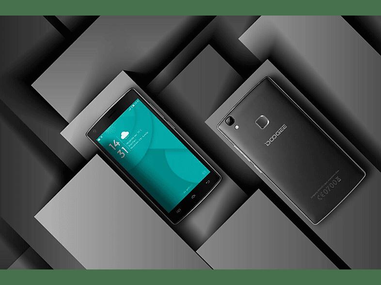 DOOGEE X5 MAX Pro DS fehér Dual SIM kártyafüggetlen okostelefon