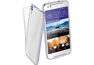 CELLULAR LINE 37712, Backcover, HTC, DESIRE 830 (5.5 Zoll), Thermoplastisches Polyurethan, Transparent