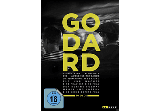Best Of Jean-Luc Godard [DVD]