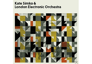 Kate Simko, London Electronic Orchestra - Kate Simko & London Electronic Orchestra [CD]