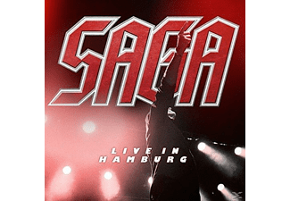 Saga - Live In Hamburg (Limited Edition) [CD]