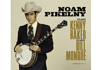 Noam Pikelny - NOAM PIKELNY PLAYS KENNY BAKER PLAYS BILL MONROE - (Vinyl)
