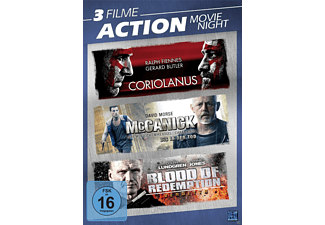 Action Movie Night - (DVD)