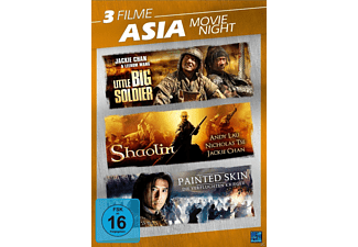Asia Movie Night - (DVD)