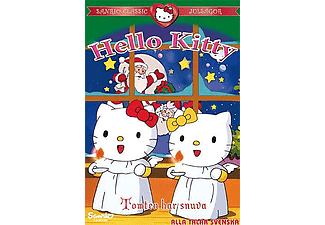 Hello Kitty - Tomten har snuva Barn DVD