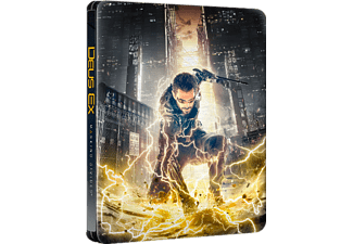 Deus Ex: Mankind Divided Steelbook Edition PS4