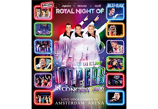 Toppers in Concert 2016 - Royal Night of Disco | Blu-ray