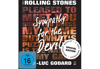 The Rolling Stones: Sympathy For The Devil (Mediabook) [DVD]