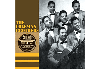 Coleman Brothers - Yes We All Shall Meet In Heaven - (CD)