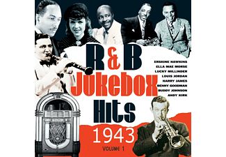 VARIOUS - R&B Jukebox Hits 1943 - (CD)