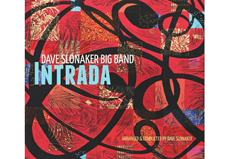 Dave Slonaker Big Band - Intrada - (CD)