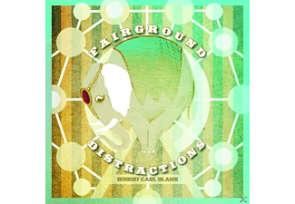 Robert Carl Blank - Fairground - (CD)