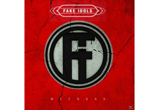 Fake Idols - Witness [CD]