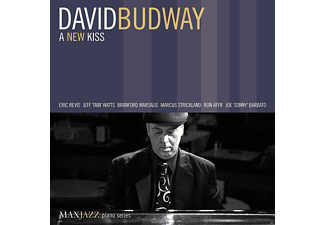 David Budway - New Kiss - (CD)