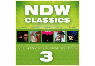 VARIOUS/NDW CLASSICS - Original Album Series Vol.3 [CD]