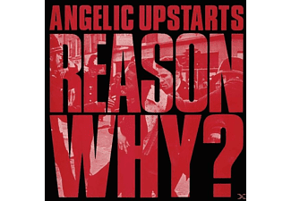 Angelic Upstarts - Reason Why - (CD)