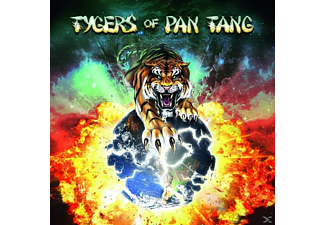 Tygers Of Pan Tang - Tygers Of Pan Tang (Black Vinyl) - (Vinyl)