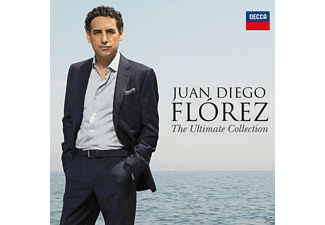 Juan Diego Florez, VARIOUS - The Ultimate Collection-Juan Diego Florez [CD]