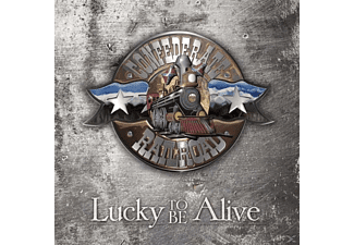 Confederate Railroad - Lucky To Be Alive - (CD)