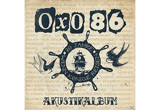 Oxo 86 - Akustikalbum - (CD)