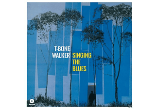 T-Bone Walker - Singing The Blues+2 Bonus Tracks (Ltd.180g Viny - (Vinyl)